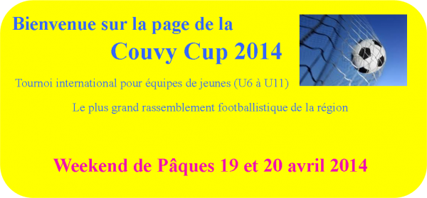 Couvy Cup 2014