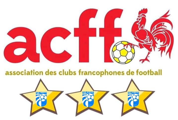Label acff 3 étoiles